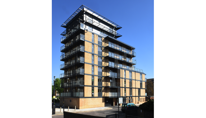 Steel Frame Solutions - Hillingdon Street - Kennington