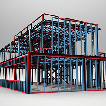 Steel Frame Solutions - Past Project